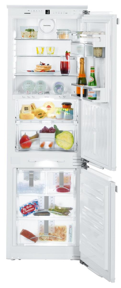 Liebherr ICBN 3386-21 kombinált hűtő-fagyasztó