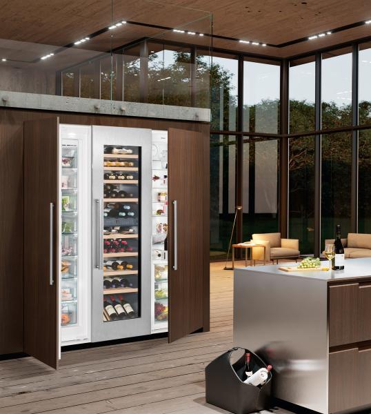 Liebherr SBSWdf 99I5-20 side-by-side hűtőszekrény